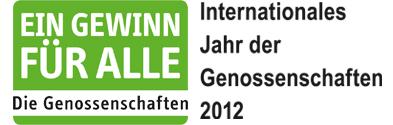 Internationales Jahr der Genossenschaften 2012