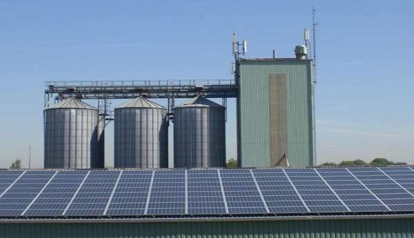 Photovoltaikanlage Kempen