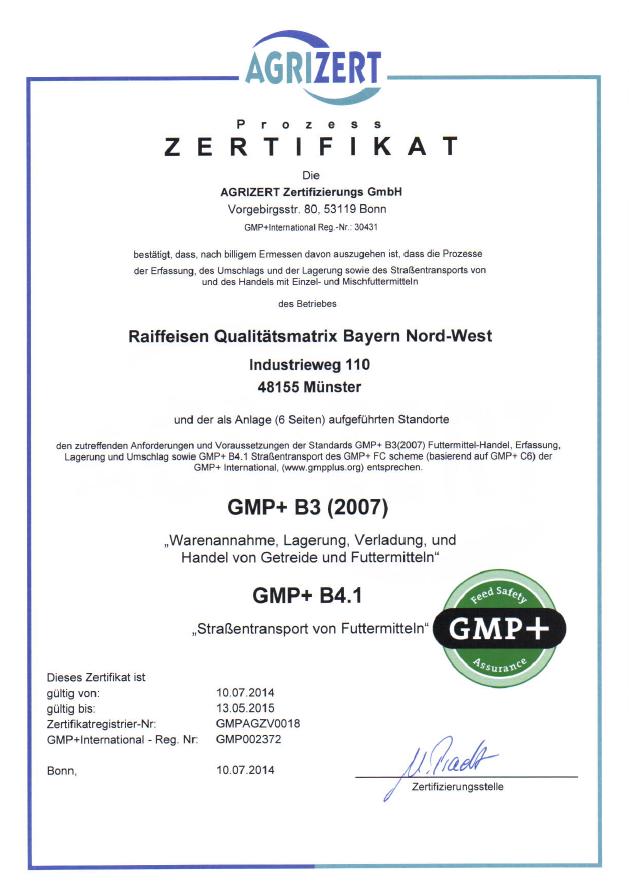 GMP_Zertifikat