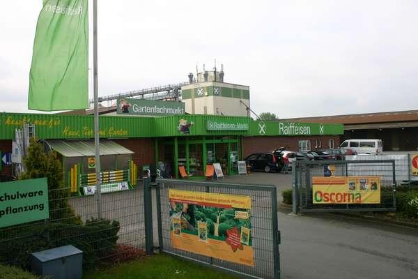 Paderborn Raiffeisenmarkt