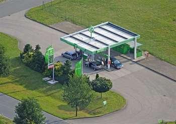 Raiffeisen-Warengenossenschaft Groß Lessen-Diepholz eG Raiffeisen-Tankstelle