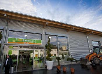 ZG Raiffeisen Markt Gaggenau Raiffeisen-Standort