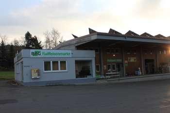 Raiffeisen Bezug + Absatz eG Bad Waldsee Raiffeisen-Standort