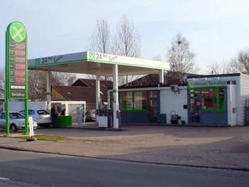 Raiffeisen-Landbund eG Raiffeisen-Tankstelle