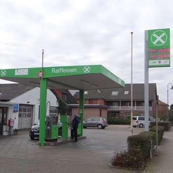 Vereinigte Saatzuchten eG Raiffeisen-Tankstelle