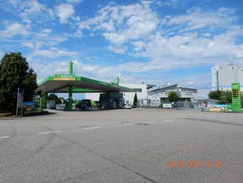 ZG Raiffeisen Tankstelle Bühl Raiffeisen-Tankstelle