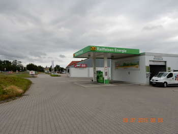 ZG Raiffeisen Tankstelle Kraichtal-Münzesheim Raiffeisen-Tankstelle