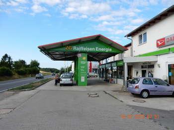 ZG Raiffeisen Tankstelle Walldürn Raiffeisen-Tankstelle
