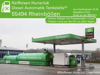 Raiffeisen Hunsrück Handelsgesellschaft mbH Raiffeisen-Standort
