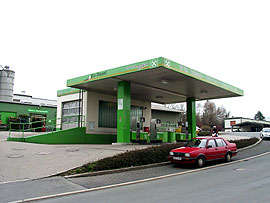 Raiffeisen Südwestfalen eG Raiffeisen-Tankstelle