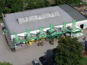 Agri V Raiffeisen eG, Geschäftsstelle Rheinkamp Raiffeisen-Markt