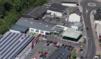 Raiffeisen-Waren-GmbH Westeifel Raiffeisen-Standort