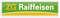 ZG Raiffeisen eG Geschäftsbereich Raiffeisen Märkte Logo