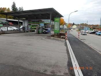 ZG Raiffeisen Tankstelle Donaueschingen Raiffeisen-Tankstelle