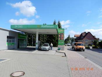 ZG Raiffeisen Tankstelle Hüfingen Raiffeisen-Tankstelle