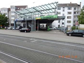 ZG Raiffeisen Tankstelle Karlsruhe Raiffeisen-Tankstelle