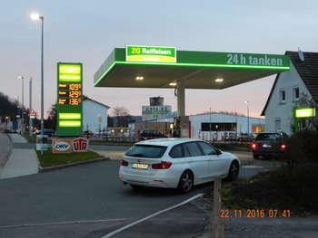 ZG Raiffeisen Tankstelle Krautheim Raiffeisen-Tankstelle