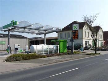 Raiffeisen Münster LAND eG Raiffeisen-Tankstelle