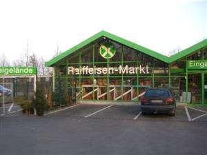 Raiffeisen Münster LAND eG Raiffeisen-Markt