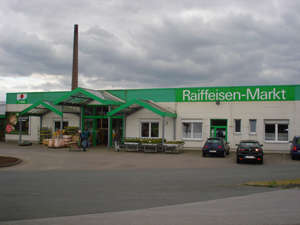 Raiffeisen Lippe-Weser AG Raiffeisen-Markt