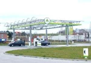 Raiffeisen Lippe-Weser AG Raiffeisen-Tankstelle