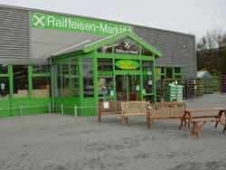 Raiffeisen Westfalen Mitte eG Raiffeisen-Markt