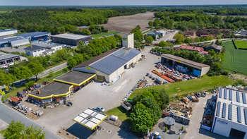 GS agri eG Raiffeisen-Standort