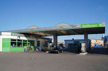Raiffeisen Tankstelle Münster - Jannis Verfürth Raiffeisen-Standort