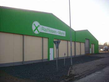 RWG Bassum-Harpstedt eG Raiffeisen-Standort