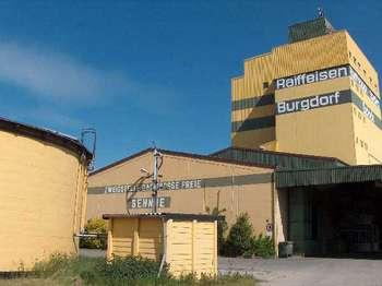 Raiffeisen-Warengenossenschaft Osthannover eG Raiffeisen-Standort