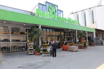 Raiffeisen-Waren-Genossenschaft Rheinland eG Raiffeisen-Standort