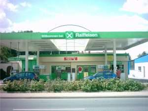 Raiffeisen-Warengenossenschaft Osthannover eG Raiffeisen-Tankstelle
