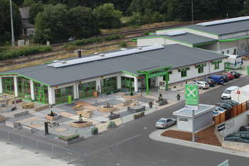 Raiffeisen Waren GmbH & Co. Betriebs KG Alsfeld Raiffeisen-Standort