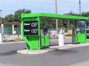 FGL Handelsgesellschaft mbH Raiffeisen-Tankstelle